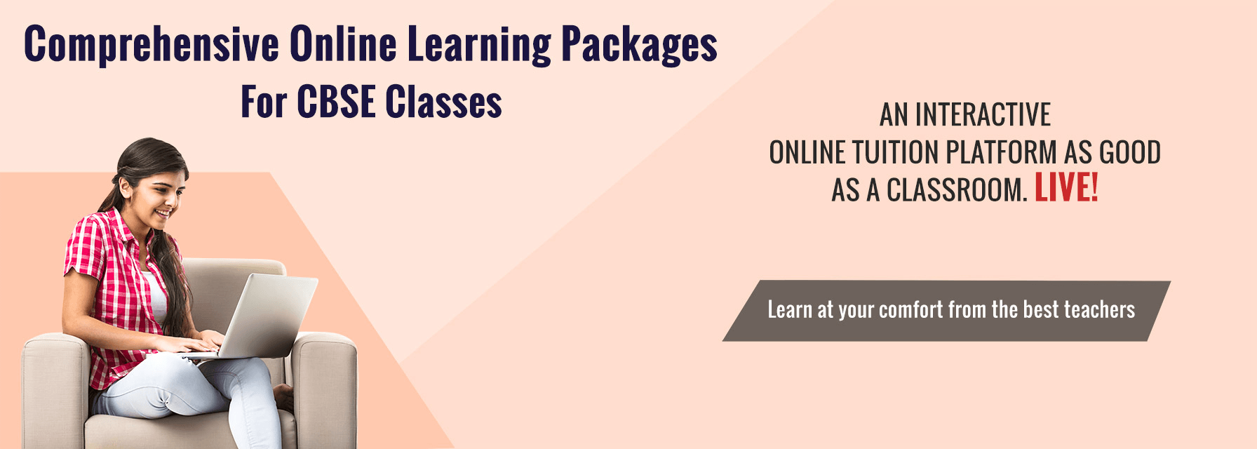 e Learning | CBSE Online Tuitions | PSC RRB Preparations